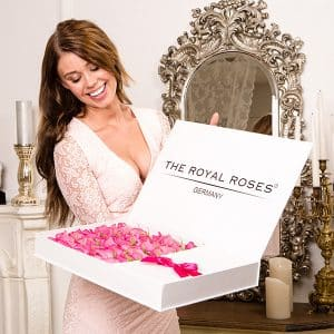 The Royal Roses® Freuen - Flower Box