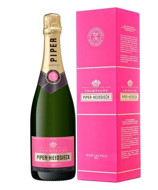 Piper-Heidsieck Rosé Sauvage