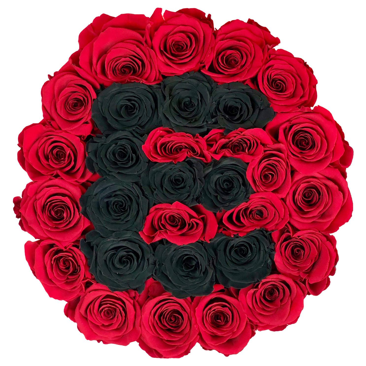 The Royal Roses Rosenbox Infinity Rosen