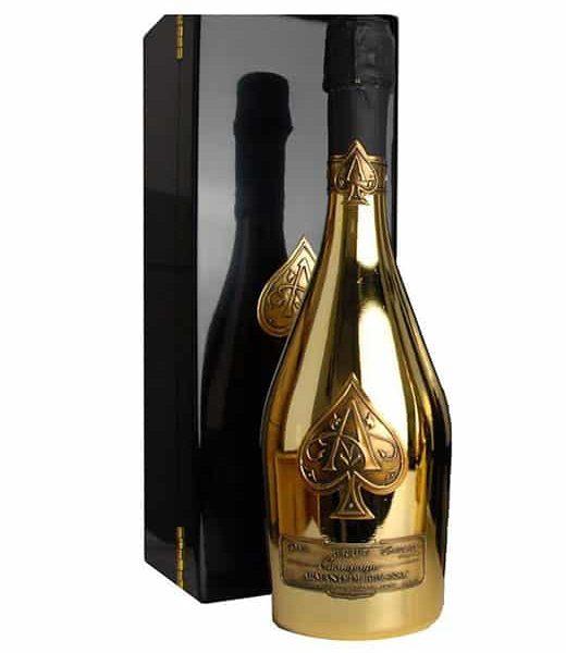 Armand De Brignac Gold Champagner