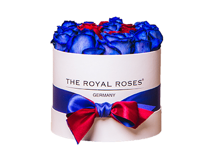 Royal Round Box weiß small