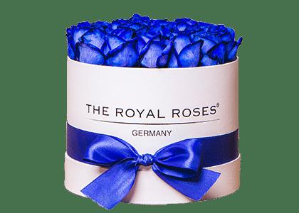 Royal Round Box weiß medium