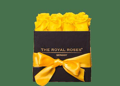 Royal Cube Box schwarz medium