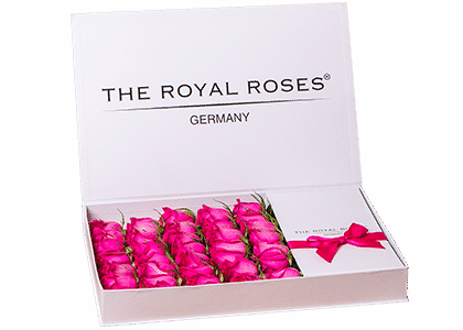 Royal Delux Box in weiß