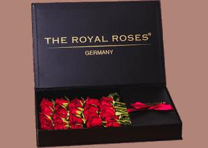 Royal Delux Box in schwarz