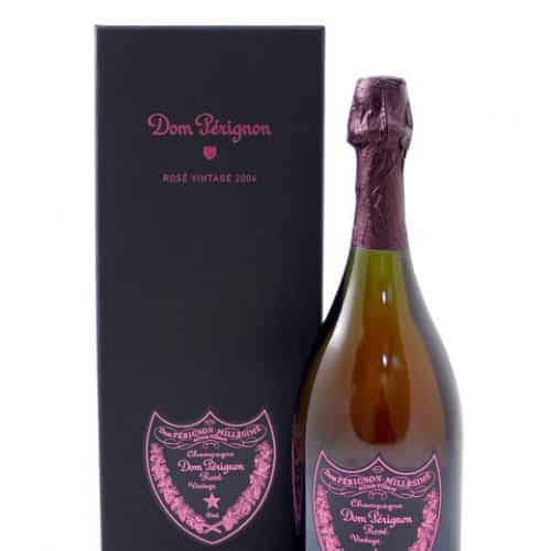 Dom Perignon Rose Vintage 2004 Champagner