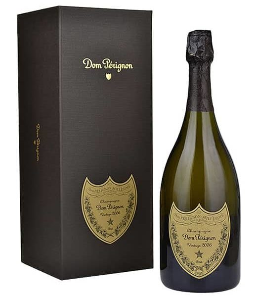 Dom Perignon Vintage 2006 Champagner