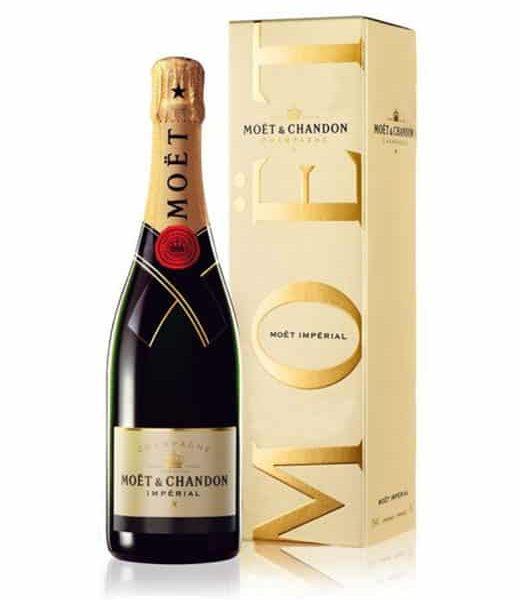 Moet Brut Imperial Champagner
