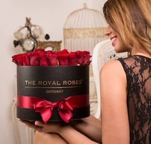 The Royal Roses® Die roten Rosen